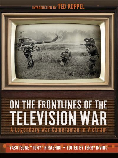 Buy On the Frontlines of the Television War at Amazon