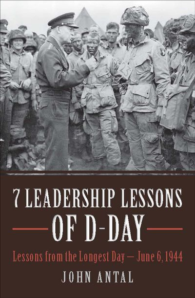 Buy 7 Leadership Lessons of D-Day at Amazon