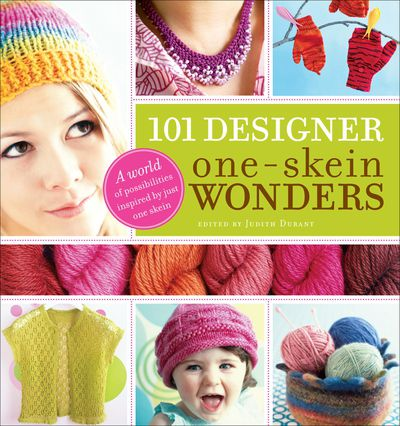 Buy 101 Designer One-Skein Wonders at Amazon