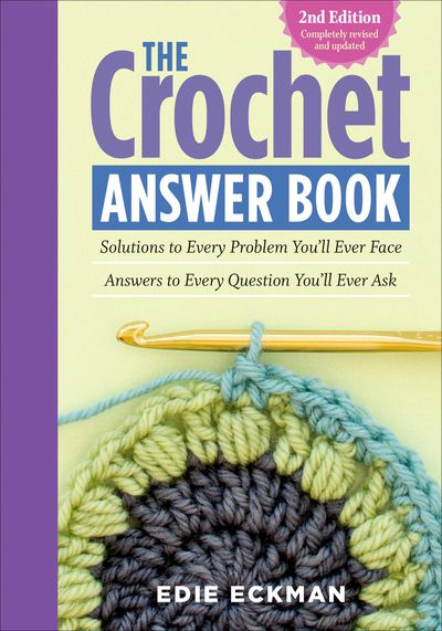 Buy The Crochet Answer Book at Amazon