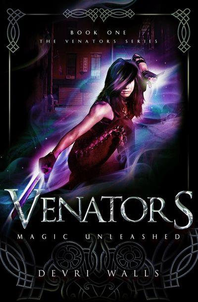 Buy Venators: Magic Unleashed at Amazon