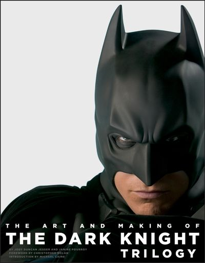 Buy The Art and Making of the Dark Knight Trilogy at Amazon