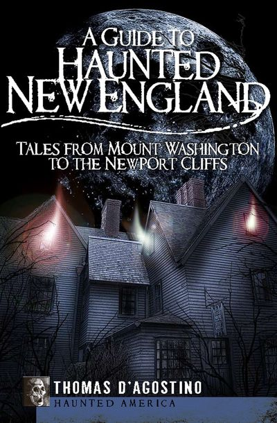 Buy A Guide to Haunted New England at Amazon