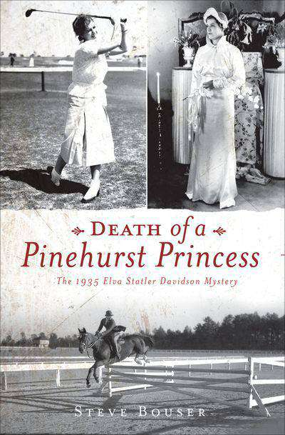 Buy Death of a Pinehurst Princess at Amazon