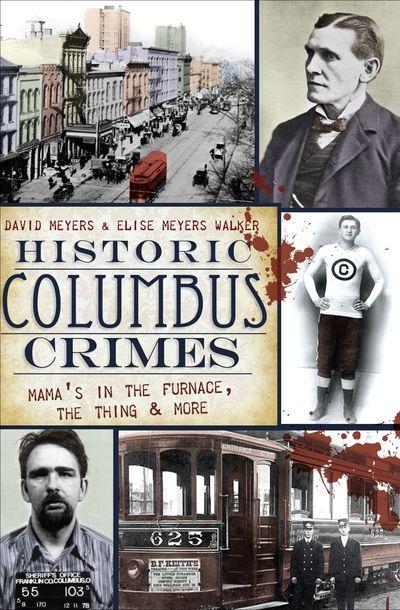 Buy Historic Columbus Crimes at Amazon