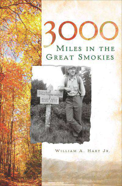 Buy 3000 Miles in the Great Smokies at Amazon