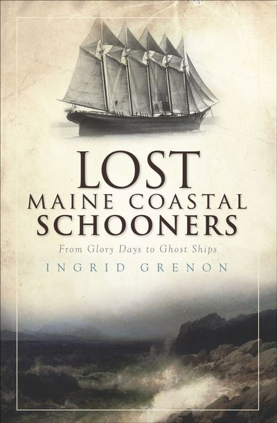 Buy Lost Maine Coastal Schooners at Amazon