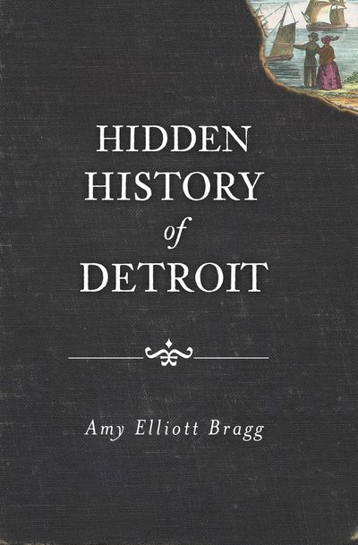 Buy Hidden History of Detroit at Amazon