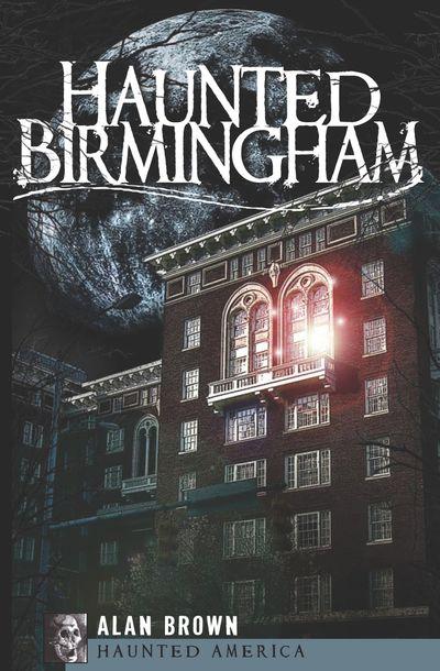 Buy Haunted Birmingham at Amazon