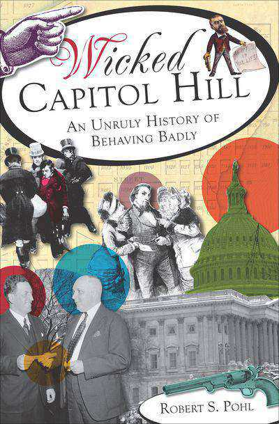 Buy Wicked Capitol Hill at Amazon