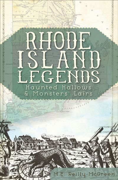 Buy Rhode Island Legends at Amazon