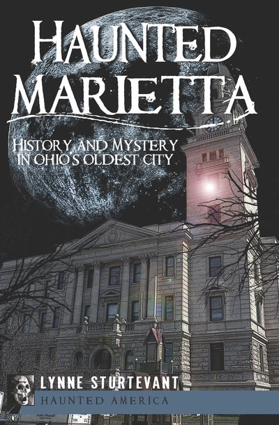 Buy Haunted Marietta at Amazon