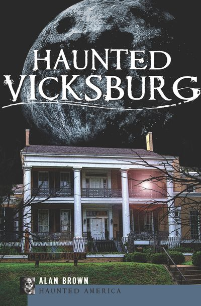 Buy Haunted Vicksburg at Amazon
