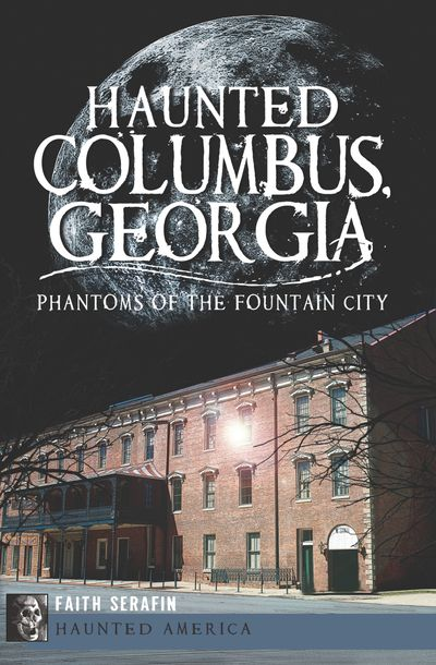 Buy Haunted Columbus, Georgia at Amazon