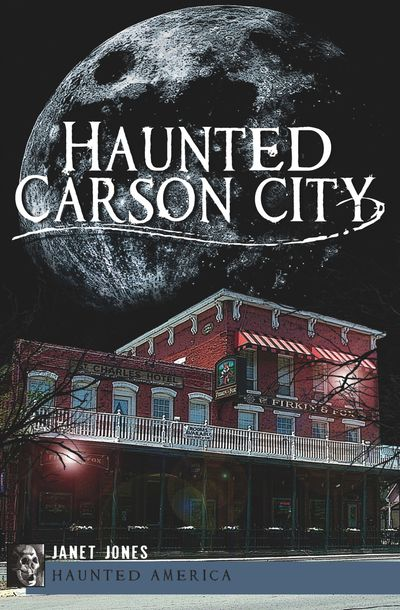 Buy Haunted Carson City at Amazon