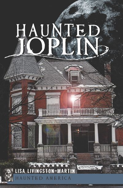 Buy Haunted Joplin at Amazon