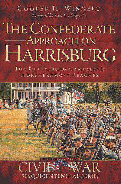 Buy The Confederate Approach on Harrisburg at Amazon