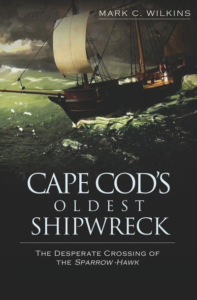 Buy Cape Cod's Oldest Shipwreck at Amazon