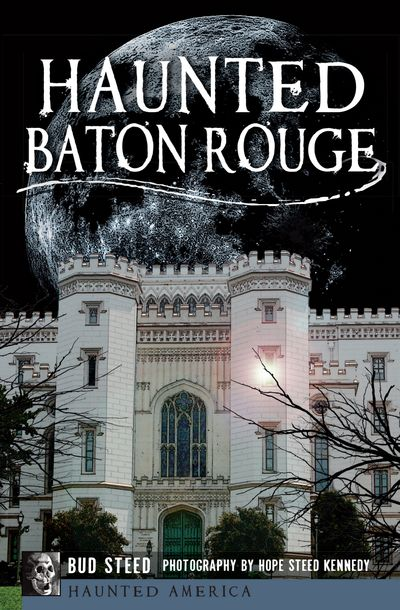 Buy Haunted Baton Rouge at Amazon