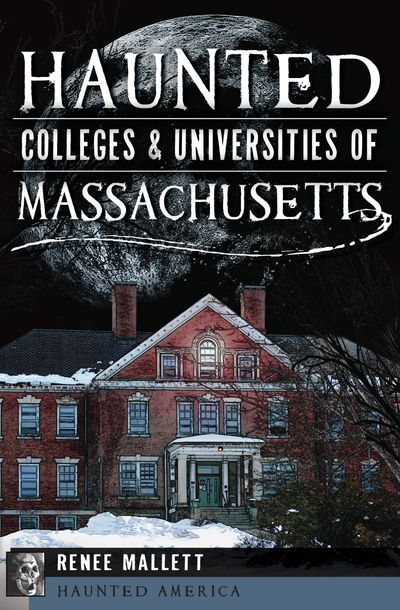 Buy Haunted Colleges & Universities of Massachusetts at Amazon