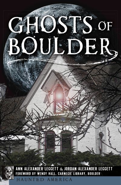 Buy Ghosts of Boulder at Amazon