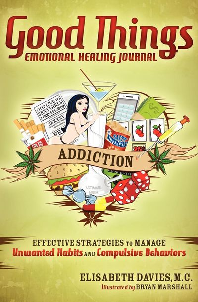 Buy Good Things Emotional Healing Journal: Addiction at Amazon