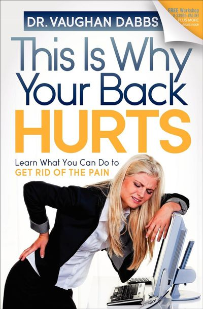 Buy This Is Why Your Back Hurts at Amazon