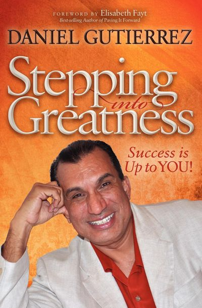 Buy Stepping into Greatness at Amazon