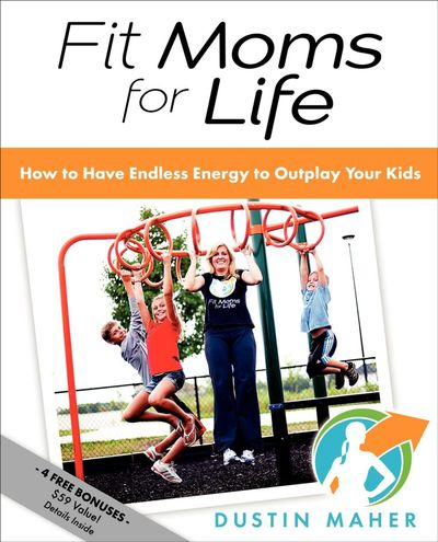 Buy Fit Moms for Life at Amazon