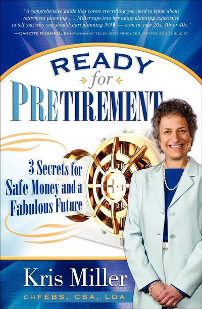 Buy Ready for Pretirement at Amazon