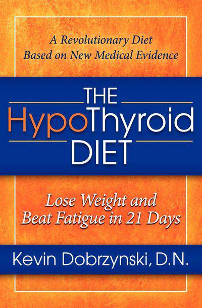Buy The HypoThyroid Diet at Amazon