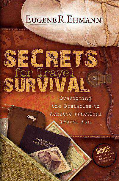 Buy Secrets for Travel Survival at Amazon
