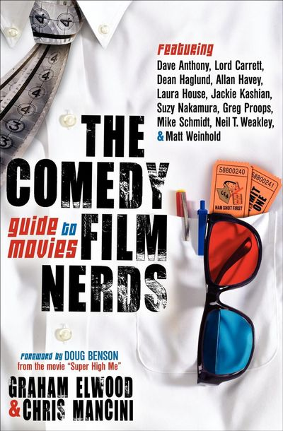 Buy The Comedy Film Nerds Guide to Movies at Amazon