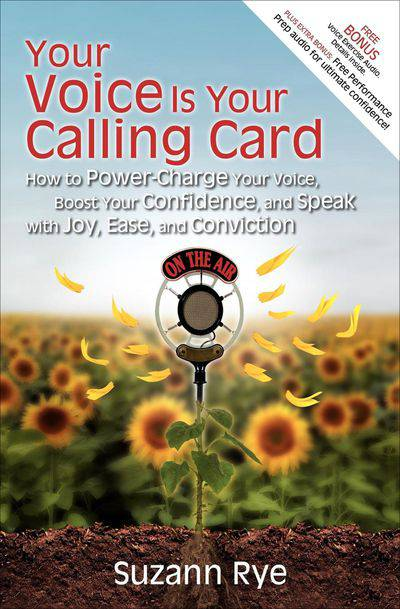 Buy Your Voice Is Your Calling Card at Amazon