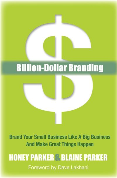 Buy Billion-Dollar Branding at Amazon