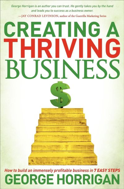 Buy Creating a Thriving Business at Amazon