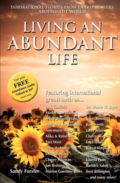 Buy Living an Abundant Life at Amazon