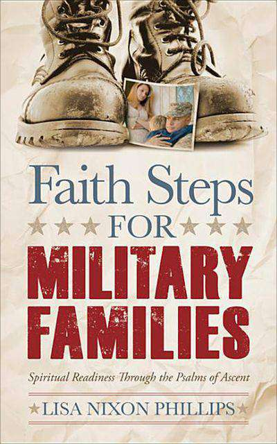 Buy Faith Steps for Military Families at Amazon