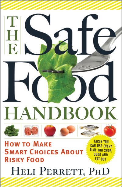 Buy The Safe Food Handbook at Amazon