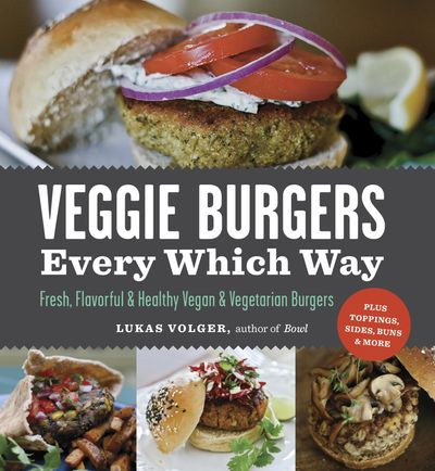 Buy Veggie Burgers Every Which Way at Amazon