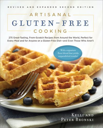 Buy Artisanal Gluten-Free Cooking at Amazon