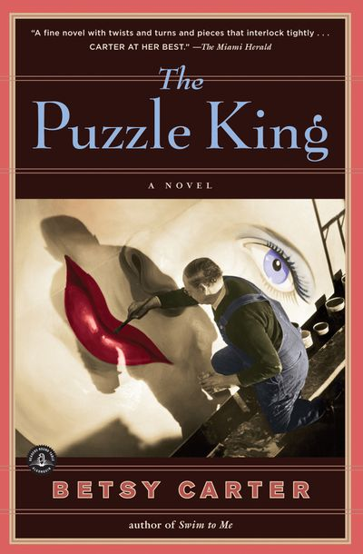 Buy The Puzzle King at Amazon