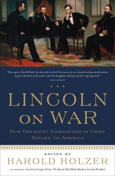 Buy Lincoln on War at Amazon