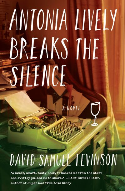 Buy Antonia Lively Breaks the Silence at Amazon