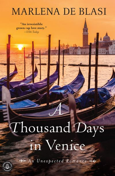 Buy A Thousand Days in Venice at Amazon