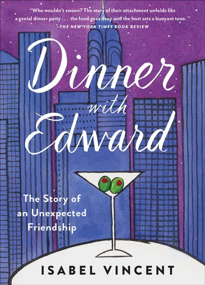 Buy Dinner with Edward at Amazon