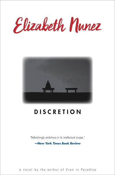 Buy Discretion at Amazon
