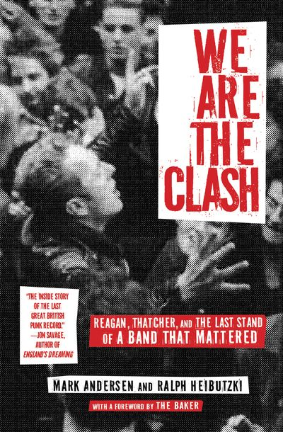 Buy We Are The Clash at Amazon