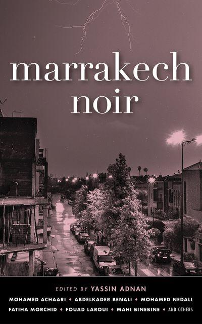 Buy Marrakech Noir at Amazon