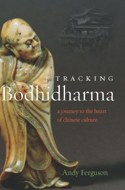 Buy Tracking Bodhidharma at Amazon